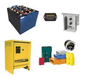 Contactori, Baterii & Incarcatoare