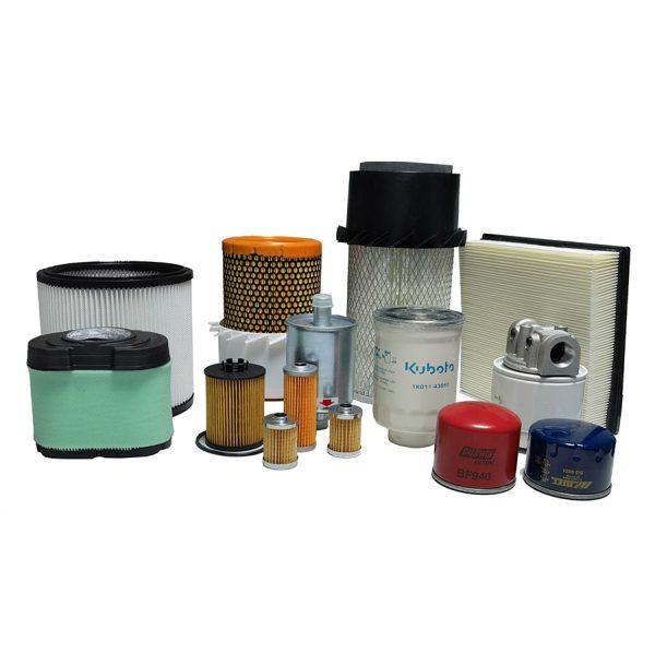 Imagine reprezentativa standard Unilift Kituri 1 Kit filtre service pentru stivuitor Linde - H30D - H2X393 - Magazin Online Unilift Serv
