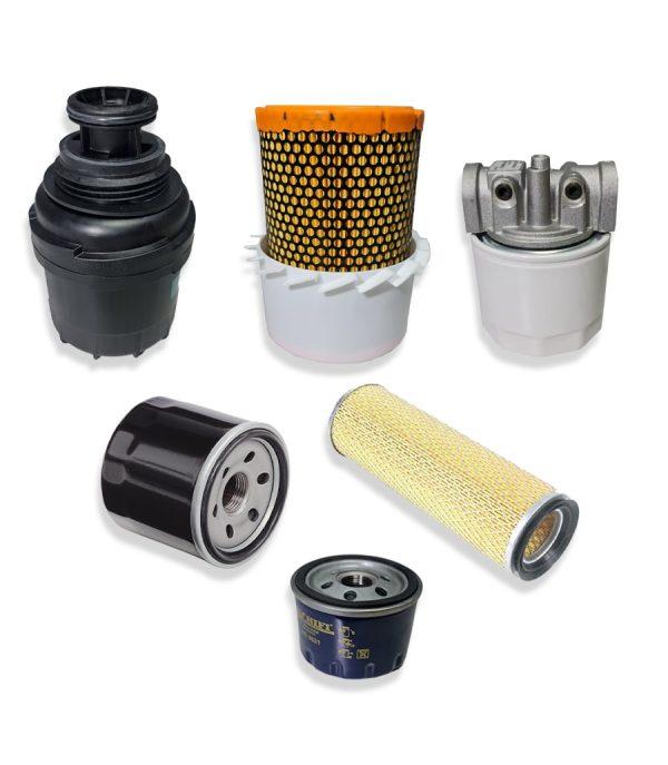 Kituri complete 1 min 1 Kit filtre service pentru stivuitor Baoli - CPCD25 - Magazin Online Unilift Serv