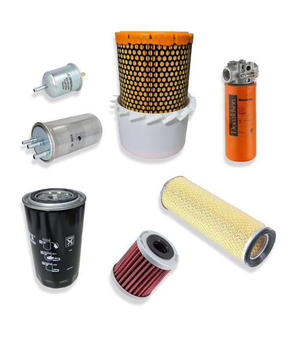 Kituri complete 11 min 1 Kit filtre service pentru stivuitor Jungheinrich - DFG25 - Magazin Online Unilift Serv