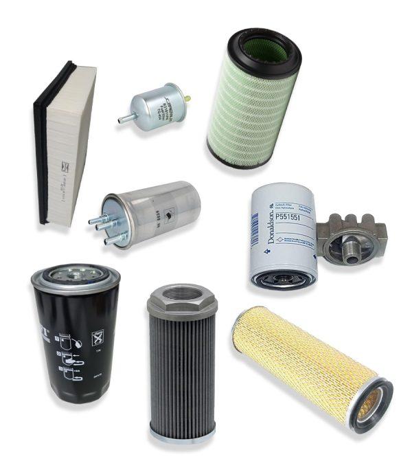 Kituri complete 14 min 1 Kit filtre service pentru stivuitor Linde - H50D - Magazin Online Unilift Serv