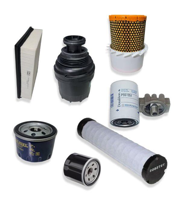 Kituri complete 19 min 1 Kit filtre service pentru stivuitor Mitsubishi - FD20N - Magazin Online Unilift Serv
