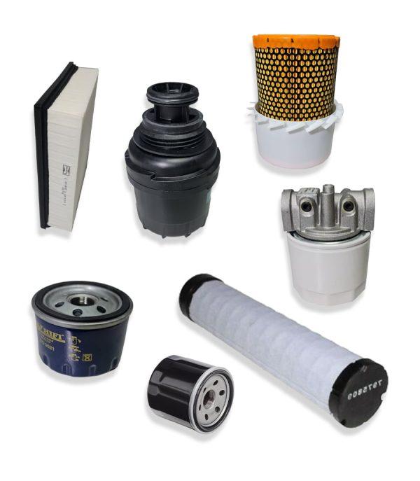Kituri complete 20 min 1 Kit filtre service pentru stivuitor Nissan - UG1D2A32LQ - Magazin Online Unilift Serv