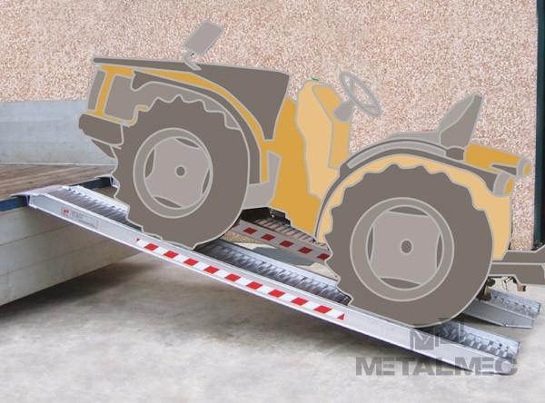 m125 Rampa de incarcare   M125/35   Metalmec - Magazin Online Unilift Serv