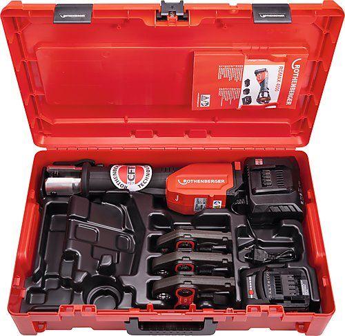 7995 24 Set de fălci de presă M15-22-28 mm | ROMAX 4000 | Rothenberger - Magazin Online Unilift Serv