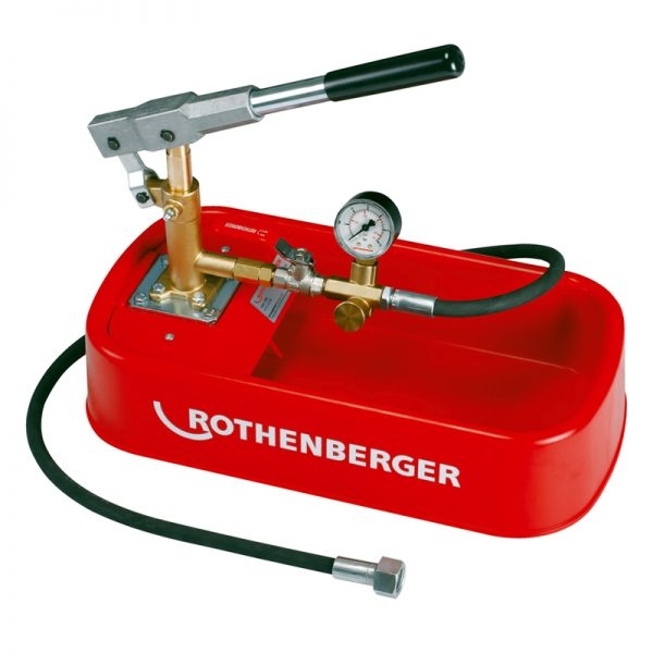 pompa de testare tip rp30 Pompa de testare   RP30   Rothenberger - Magazin Online Unilift Serv