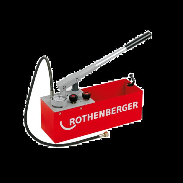 roten279 1 Pompa pentru umplere si testare | RP50-S | ROTHENBERGER - Magazin Online Unilift Serv